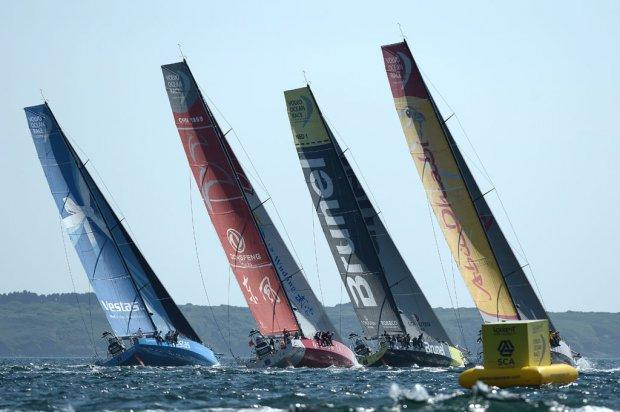 Volvo race accident 1 m