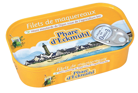 Marqueraux filet moutarde bio