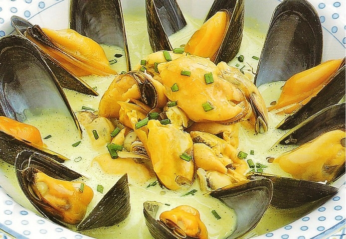 Moules au curry fileminimizer