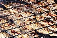 Sardines grillees barbec 2
