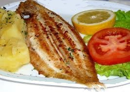 Sole grillee