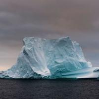 Un gigantesque iceberg va se detacher de l antarctique